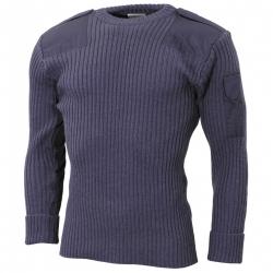 Vojenský vlněný svetr britský d1ec967df9