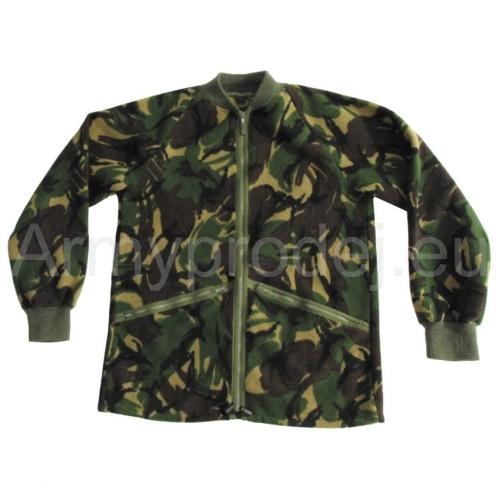577475a40131 Mikina britská maskáčová fleece DPM